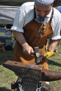 Jeff Dunkleburgher, Virginia Blacksmith